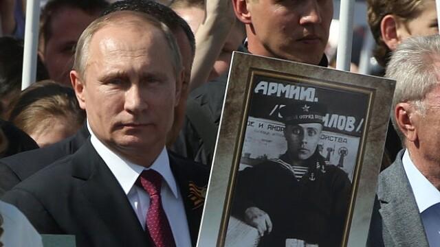 Detalii şocante despre părinţii lui Vladimir Putin. Tatăl i-a scos mamei un ochi cu furca