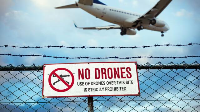 Alertă pe Aeroportul din Dubai, din cauza unei drone. Zborurile, suspendate temporar - Imaginea 1