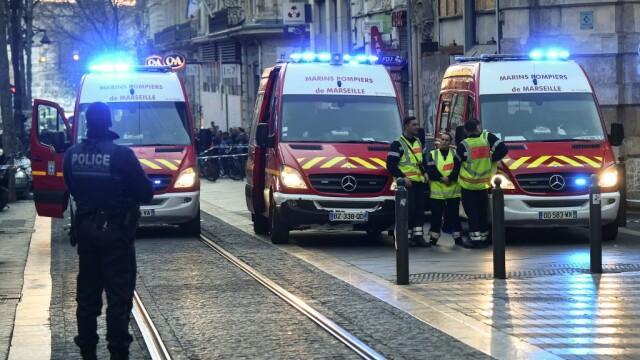 atac armat Marsilia