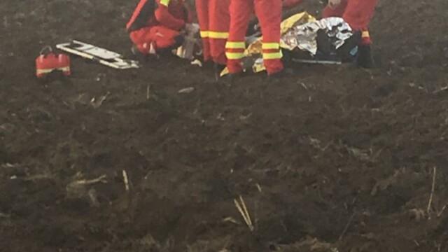 Un avion de mici dimensiuni s-a prăbușit. Pilotul a supraviețuit, dar elevul său nu - Imaginea 2