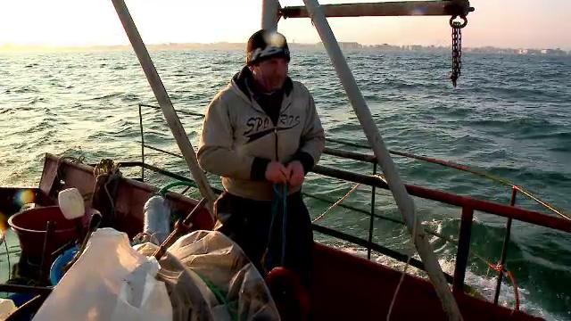 pescar Marea neagra