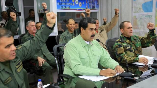 """Președintele Venezuelei a anunțat că a arestat 2 cetățeni americani: """"Se jucau de-a Rambo"""" - Imaginea 1"""