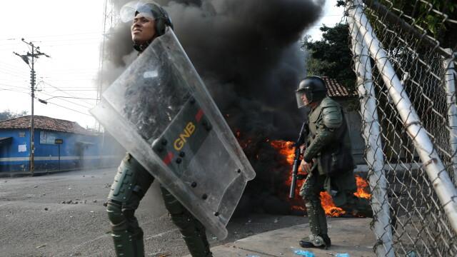 politie din Venezuela