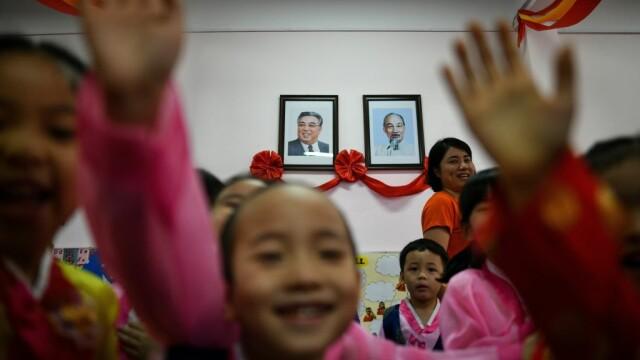 Dezvăluiri despre copilăria în Coreea de Nord. Unde sunt duși elevii talentați - Imaginea 1