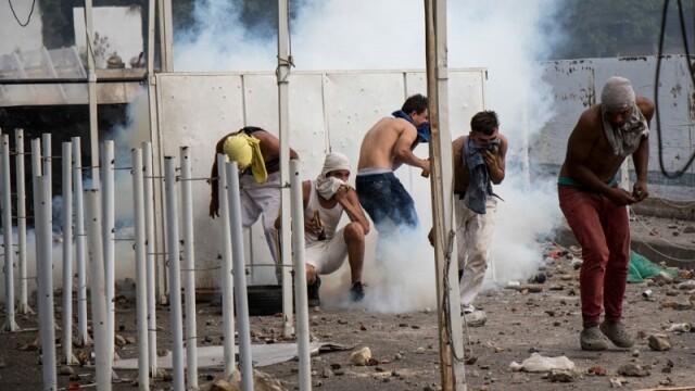 venezuela violente