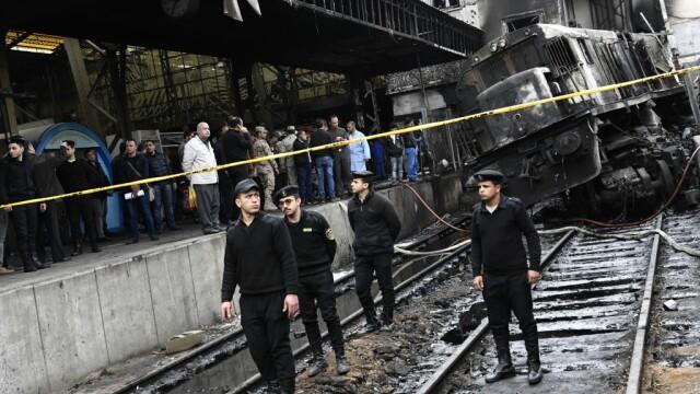 Accident feroviar Cairo