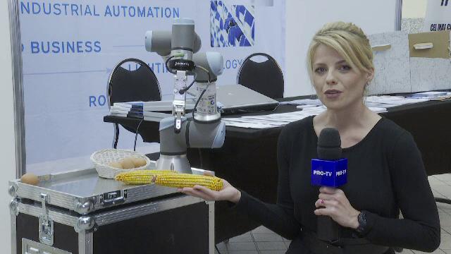 Zilierii, înlocuiţi de roboţi la fermele din România.