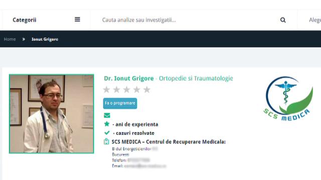 Falsul doctor cu 7 specializări la 26 de ani. Ce i-a făcut unei femei care a venit la RMN - Imaginea 5