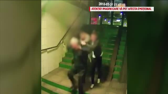 Condamnările primite de tinerii care au bătut un bătrân, într-un pasaj din Brașov - Imaginea 2