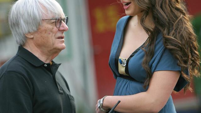 Tamara și Bernie Ecclestone
