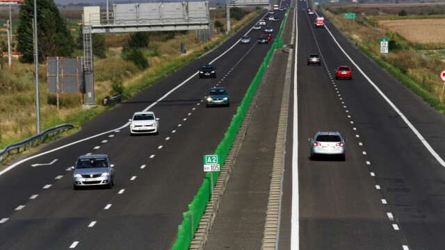 România va avea șosele muzicale. Ce melodii vor auzi șoferii pe autostradă