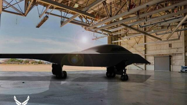 GALERIE FOTO. Cum arată noul bombardier al Forțelor Aeriene ale SUA - Imaginea 2