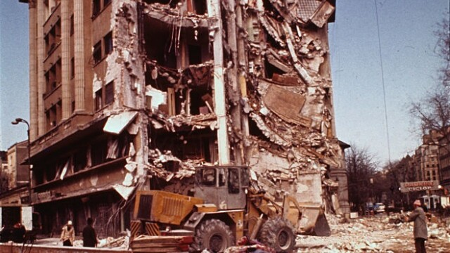 cutremurul din 1977 in Bucuresti