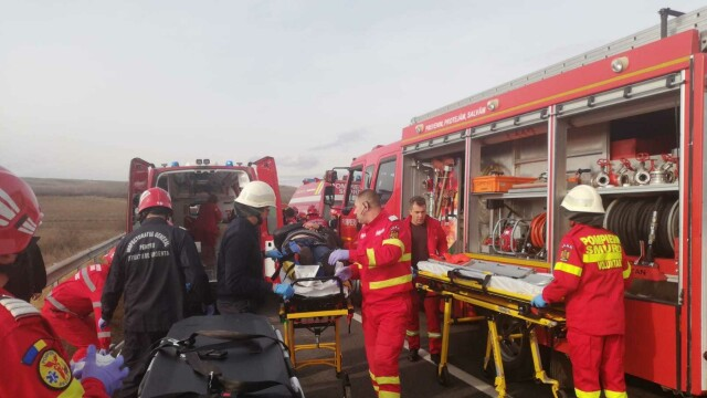 Accident la Albița, Vaslui - 1