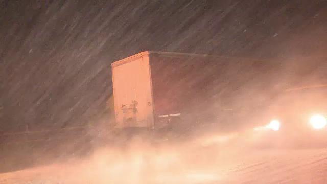 Sudul României, blocat din cauza ninsorilor și viscolului