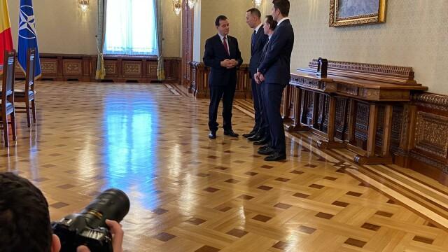 """Consultări la Cotroceni. Orban, """"premierul de sacrificiu"""" prin care Iohannis forțează anticipatele - Imaginea 3"""