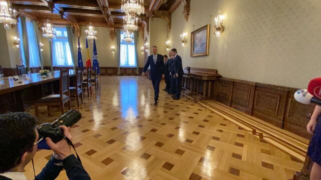 """Consultări la Cotroceni. Orban, """"premierul de sacrificiu"""" prin care Iohannis forțează anticipatele - Imaginea 4"""