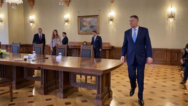 """Consultări la Cotroceni. Orban, """"premierul de sacrificiu"""" prin care Iohannis forțează anticipatele - Imaginea 8"""