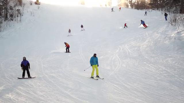 Care este starea pârtiilor de schi din România după ultimele ninsori