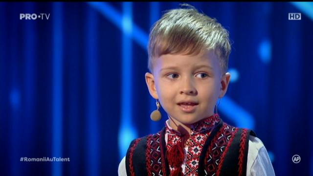 Vlad Ciobanu, Romanii au talent