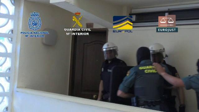 Românce salvate de poliţie, în Spania.