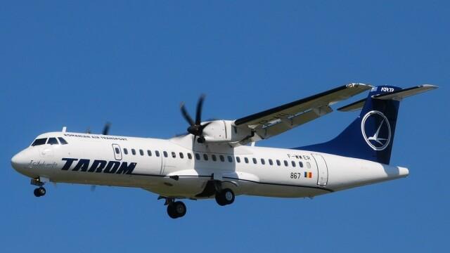 Comisia Europeană aprobă împrumutul României de 36,7 milioane € pentru a salva TAROM