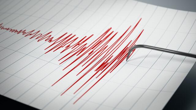 Un cutremur cu magnitudinea 6,9 s-a produs în Rusia