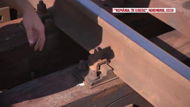 ANIMAȚIE GRAFICĂ. Cum a deraiat trenul plin cu marfă în apropiere de Caracal - Imaginea 6