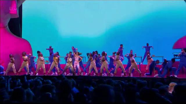 Brit Awards 2020. Marii câștigători, Lewis Capaldi și rapperul Dave