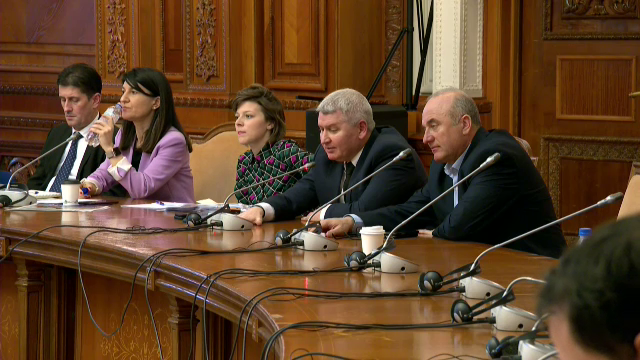 audiere in Parlament
