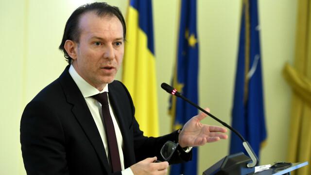 Cîțu: România este pregătită să facă față provocărilor economice cauzate de coronavirus