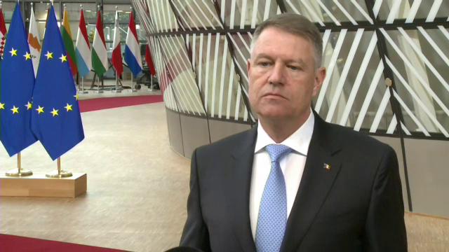 Iohannis, despre negocierile privind bugetul UE: Rezultatul e dezamăgitor. Discuțiile au durat până dimineață