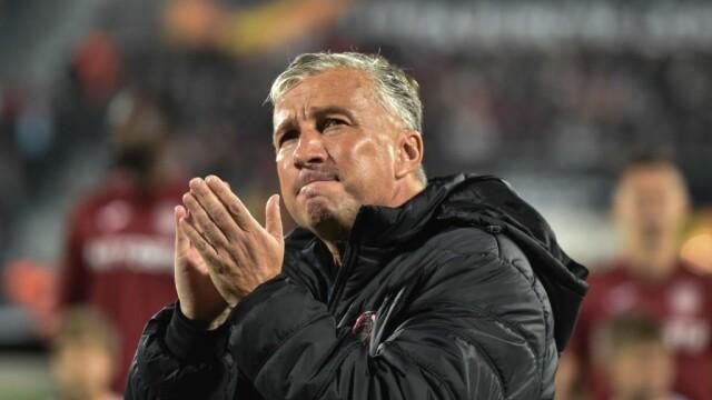 """Reacția lui Dan Petrescu, după egalul cu Sevilla. """"Sunt foarte supărat"""""""