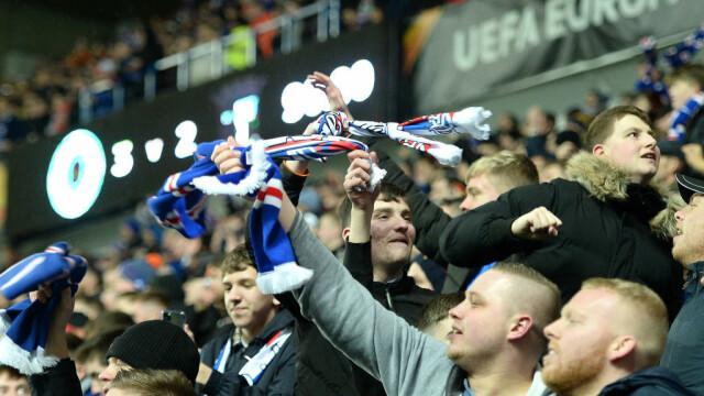 Ianis Hagi, eroul meciului Glasgow Rangers - Sporting Braga - 7