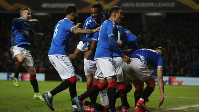 Ianis Hagi, eroul meciului Glasgow Rangers - Sporting Braga - 8