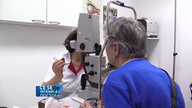 Glaucom în stadiul avansat. Mulți pacienți riscă să își distrugă nervul optic