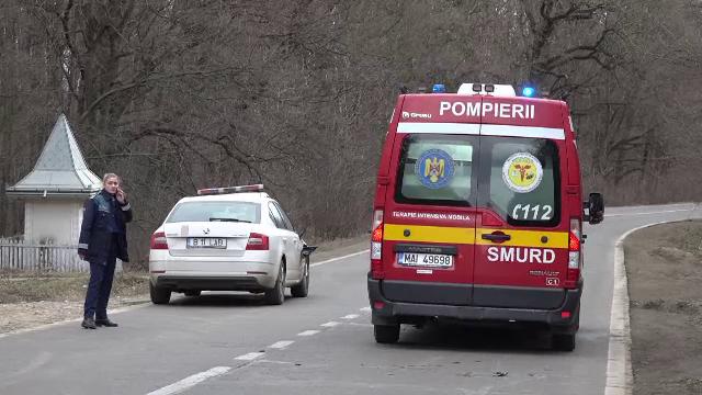 Accident grav în Alba. Un bărbat a murit lovit de un TIR pe autostradă