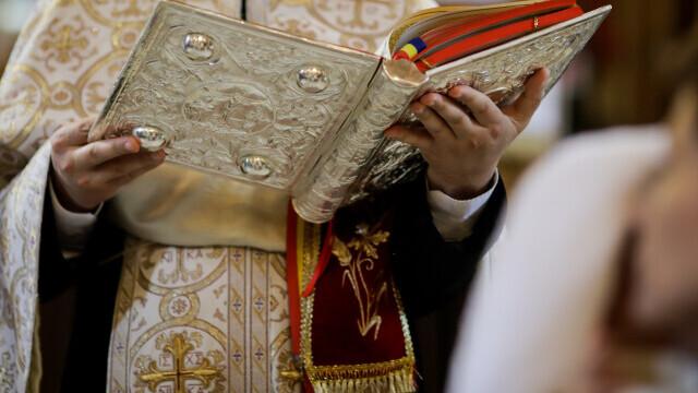 Un preot din Călărași a fost înregistrat când îi făcea avansuri unei fete de 14 ani, la spovedanie