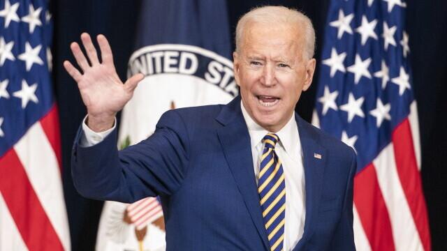 """""""Democraţia este fragilă"""", afirmă Biden după achitarea lui Trump"""