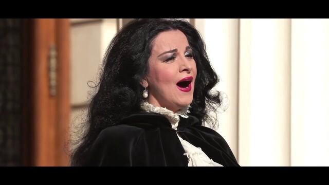 Angela Gheorghiu va susţine un recital în duplex, pentru a-i ajuta pe muzicienii de la Opera Metropolitană din New York