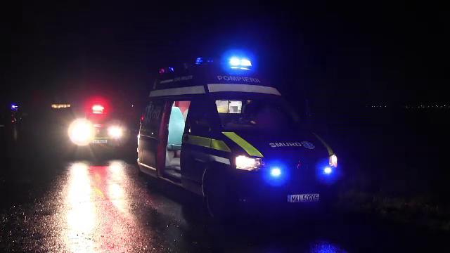 Incendiu la Spitalul de Psihiatrie Craiova. Trei cadre medicale au suferit fracturi după ce au sărit de la etaj