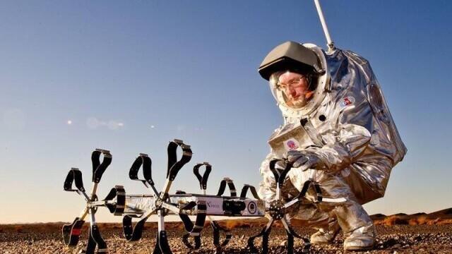 Ungaria a dezvoltat un rover în miniatură pentru a se alătura căutării de apă de pe Lună