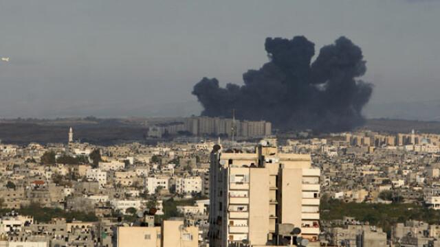 Inca nu sunt conditii pentru evacuarea romanilor din Fasia Gaza