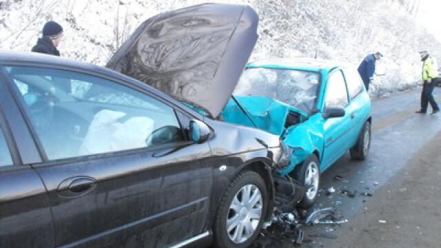 Ingrijorator! 18 persoane au murit in accidente in primele zile ale anului!