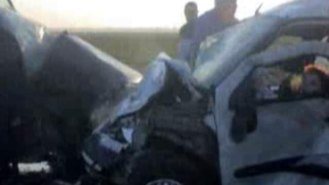 Grav accident pe DN1: trei persoane si-au pierdut viata!