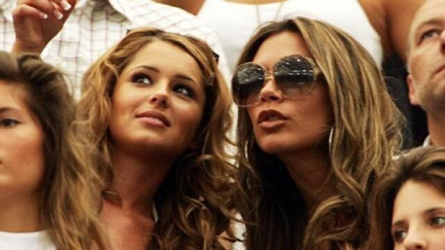 Cheryl Cole, Victoria Beckham