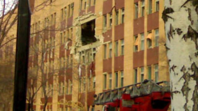 explozie Ucraina