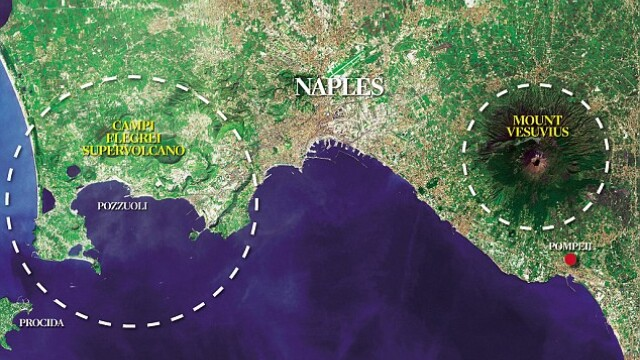 Vulcani Napoli
