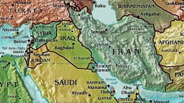 Orientul Mijlociu