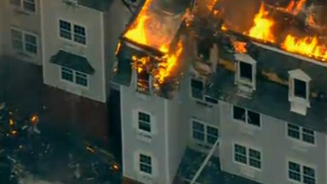 Incendiu New Jersey